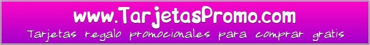 TarjetasPromo.com Tarjetas regalo promocionales